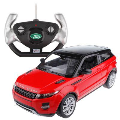 Carrinho-de-Controle-Remoto---Range-Rover-Evoque-Vermelho---1-14---CKS---47900