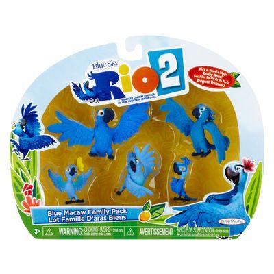 Mini-Figuras-Rio-2---Familia-Blue---Sunny
