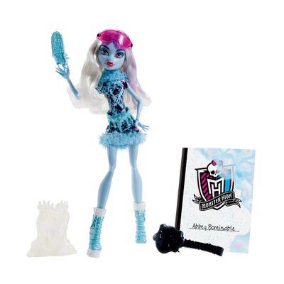 Boneca-Monster-High-Aula-de-Arte---Abbey-Bominable---Mattel