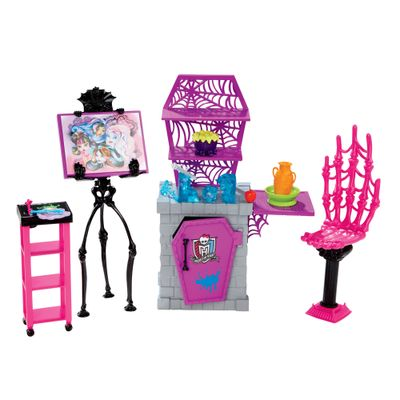 Monster-High---Aula-de-Arte---Studio---Mattel