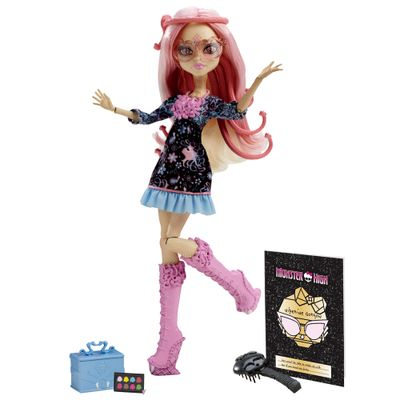 Boneca-Monster-High---Monstros-Camera-Acao---Viperine---Mattel