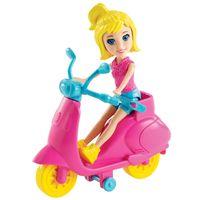 Motocicleta-Scooter-da-Polly-Pocket---Rosa---Mattel
