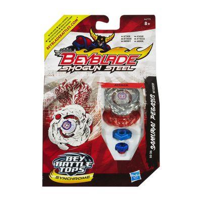 Pião Beyblade - Shogun Steel - Samurai Pegasus - Hasbro