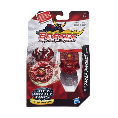 Pião Beyblade - Shogun Steel - Thief Phoenix - Hasbro