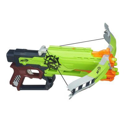 Lançador Nerf Zombie Strike - Crossfire - Hasbro