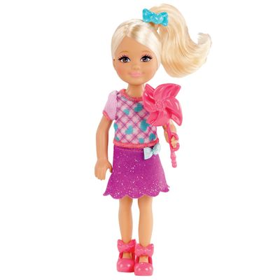 Boneca-Chelsea---Barbie-Family---Chelsea-Cata-Vento---Mattel