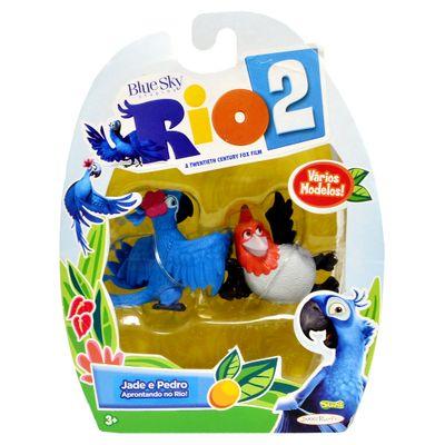 Mini-Figuras-Rio-2---Jade-e-Pedro---Sunny