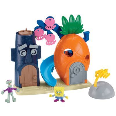 Casa Abacaxi Imaginext - Bob Esponja - Fisher-Price