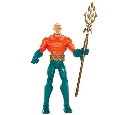 Boneco Figura Attack DC Comics - Aquaman - Mattel