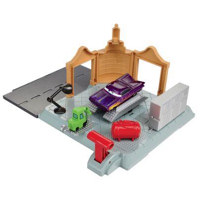 BDF62-Carros-Conjunto-Red-Oficina-do-Ramone-Mattel