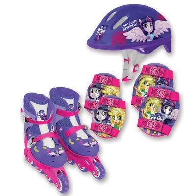 Patins-Ajustaveis-My-Little-Pony-Equestria-Roxo---37-ao-40---Conthey