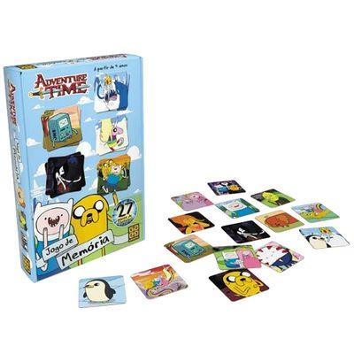 Jogo da Memória - Adventure Time - Grow