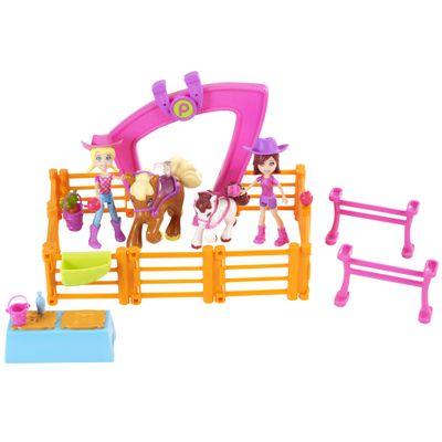 CBW74-Boneca-Polly-Pocket-Passeio-a-Cavalo-Mattel