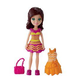 BHX05-Boneca-Polly-Pocket-Boneca-e-Vestidinho-Lila-Mattel