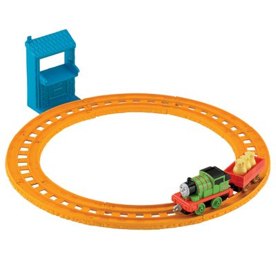 BLN89-Ferrovia-Basica-Thomas---Friends-Percy-Entregador-de-Cartas-Collectible-Railway-Fisher-Price