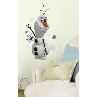 Adesivo-Decorativo-Reposicionavel-Frozen---Olaf---RoomMates
