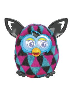 Pelucia-Interativa---Furby-Boom---Black-and-Pink-Triangles---Hasbro---A4334