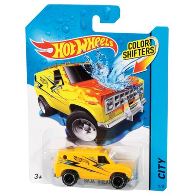 Carrinho Hot Wheels Color Change - Baja Breaker - Mattel