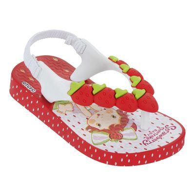 Sandalia-de-Dedo-Moranguinho-Vermelho-e-Branco-Grendene
