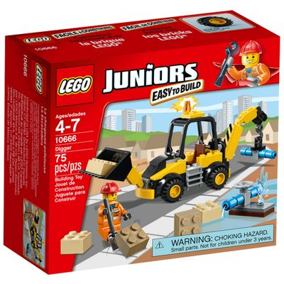 10666---LEGO-Juniors---Escavadora