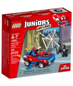 10665---LEGO-Juniors---Spider-Man--Ataque-do-Carro-Aranha