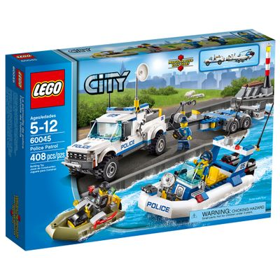 60045---LEGO-City---Patrulha-de-Policia