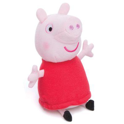 Pelucia-Peppa-Pig-e-Seus-Amigos---Peppa---17-cm---Estrela