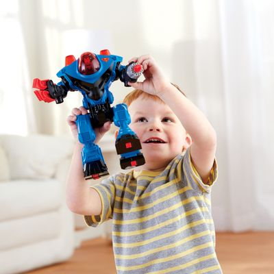 Superman-Exoesqueleto-Imaginext---Fisher-Price