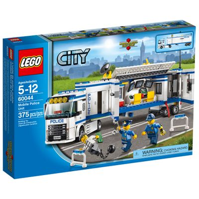 60044---LEGO-City---Policia-Movel