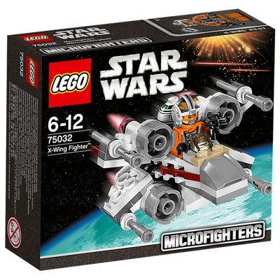 75032---LEGO-Star-Wars-Microfighters---X-Wing-Fighter
