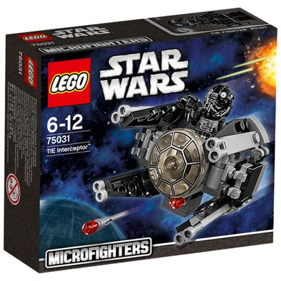 75031---LEGO-Star-Wars-Microfighters---TIE-Interceptor