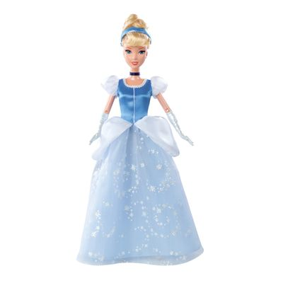 Boneca-Princesas-Disney---Cinderela---Mattel