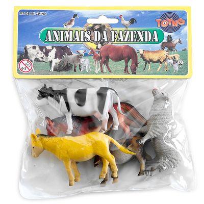 Conjunto-Bichos-em-Miniatura---Bichos-da-Fazenda---5-Pecas---Toyng---17744