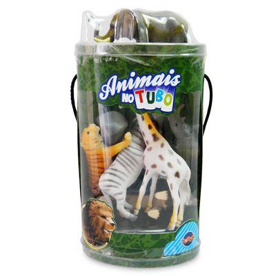 Conjunto-Bichos-em-Miniatura---Animais-da-Selva-no-Tubo---Toyng---23880