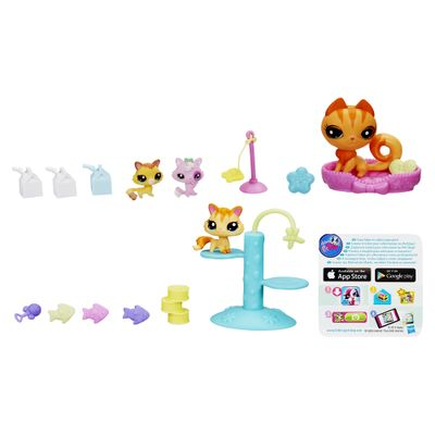 Littlest-Pet-Shop-Movimentos-Magicos---Baby-Kitty-Playtime---Hasbro