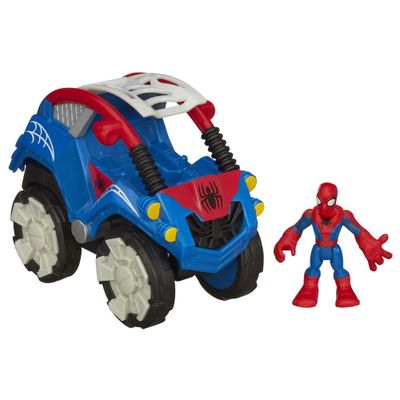 Playskool-Marvel-Super-Hero-Adventures-Spider-Man-Buggy-Acrobatico