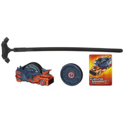 Lançador Veículo Beyblade BeyRaiderz - Gladiator Bahamoote - Hasbro