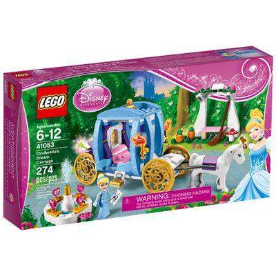 41053---LEGO-Princesas-Disney---A-Carruagem-Encantada-da-Cinderela