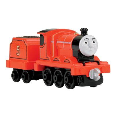 Locomotivas Grandes Thomas & Friends Collectible Railway - James - Mattel