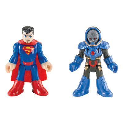 Herois-Liga-da-Justica-Imaginext---Superman-e-Darkseid---Fisher-Price