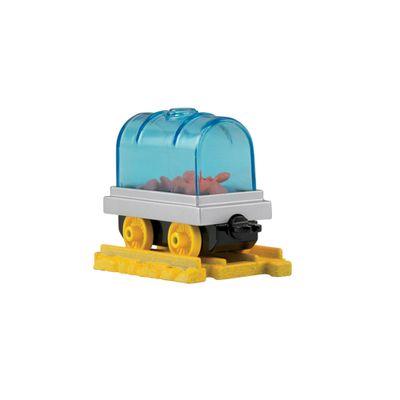 Veículo Locomotivas Grandes Thomas & Friends Collectible Railway - Vagão Aquário Fisher Price