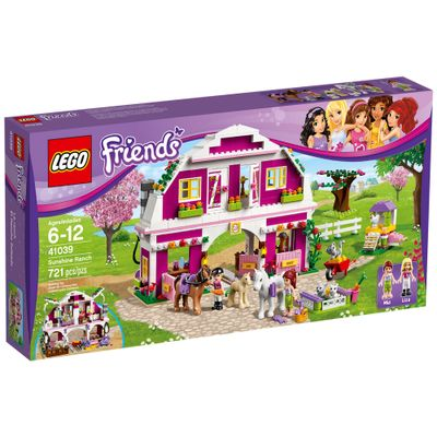 41039---LEGO-Friends---Rancho-do-Verao