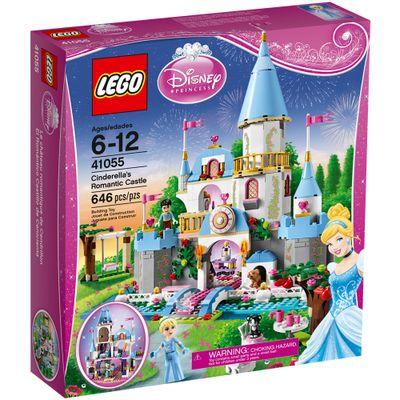 41055---LEGO-Princesas-Disney---O-Castelo-Romantico-da-Cinderela