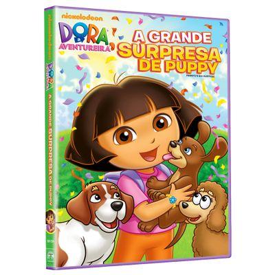 DVD---Dora-A-Aventureira---A-Grande-Surpresa-de-Puppy