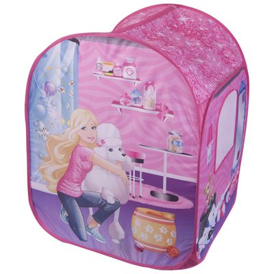 Barraca Infantil - Barbie - Fun - Barraca Infantil - Barbie - Fan