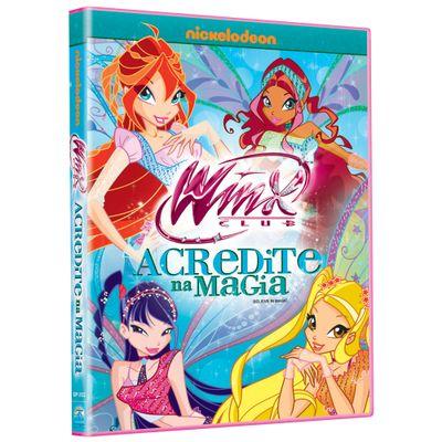 DVD---Winx-Club---Acredite-na-Magia