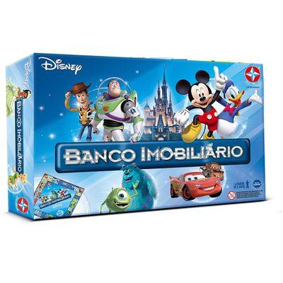 Jogo Banco Imobiliário Disney - Estrela
