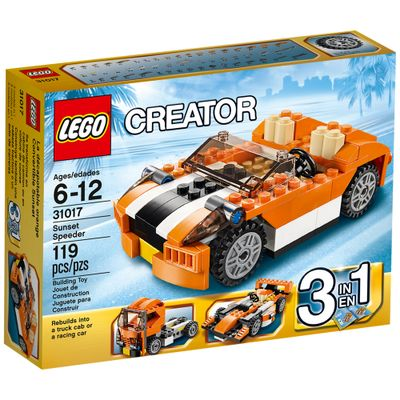 31017---LEGO-Creator---Sunset-Speeder