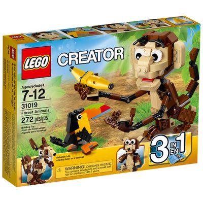 31019---LEGO-Creator---Animais