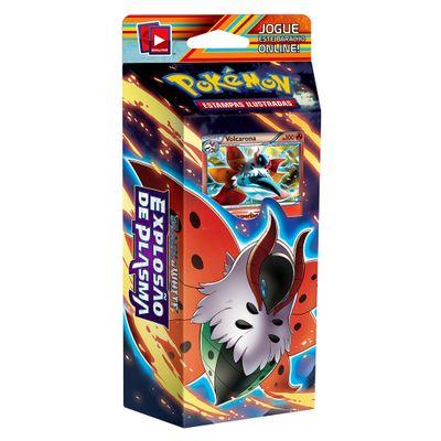 Deck-Ataque-Solar---Pokemon-Black-e-White---Explosao-de-Plasma---Copag